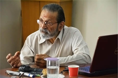 Prof A K Jain